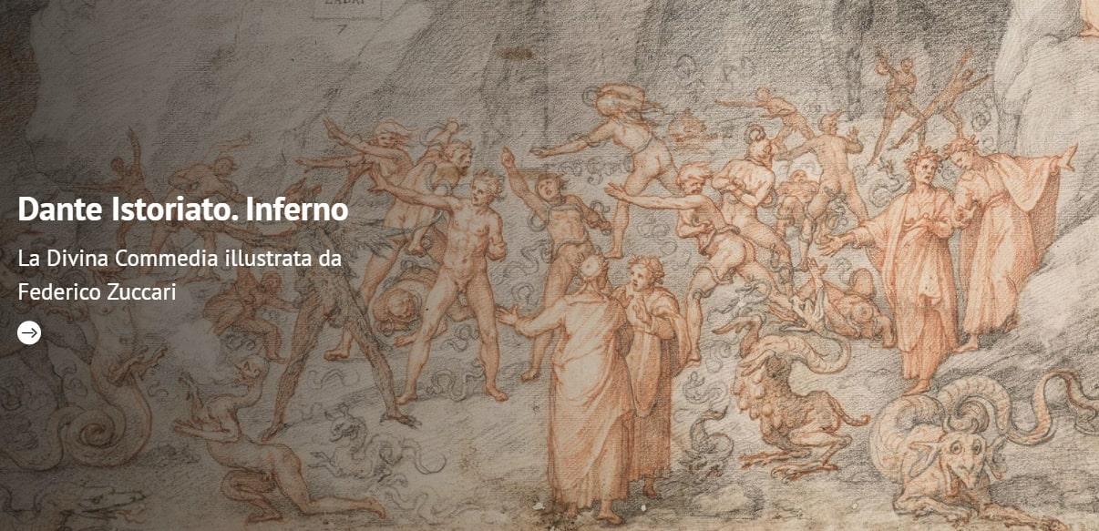 'A riveder le stelle': Dante illustrato: un omaggio per i 700 anni dalla morte del Sommo Poeta